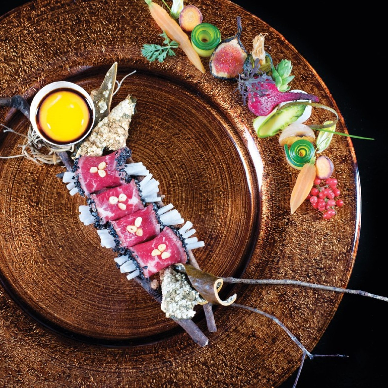 The top Asian chefs making fusion food fashionable again around the