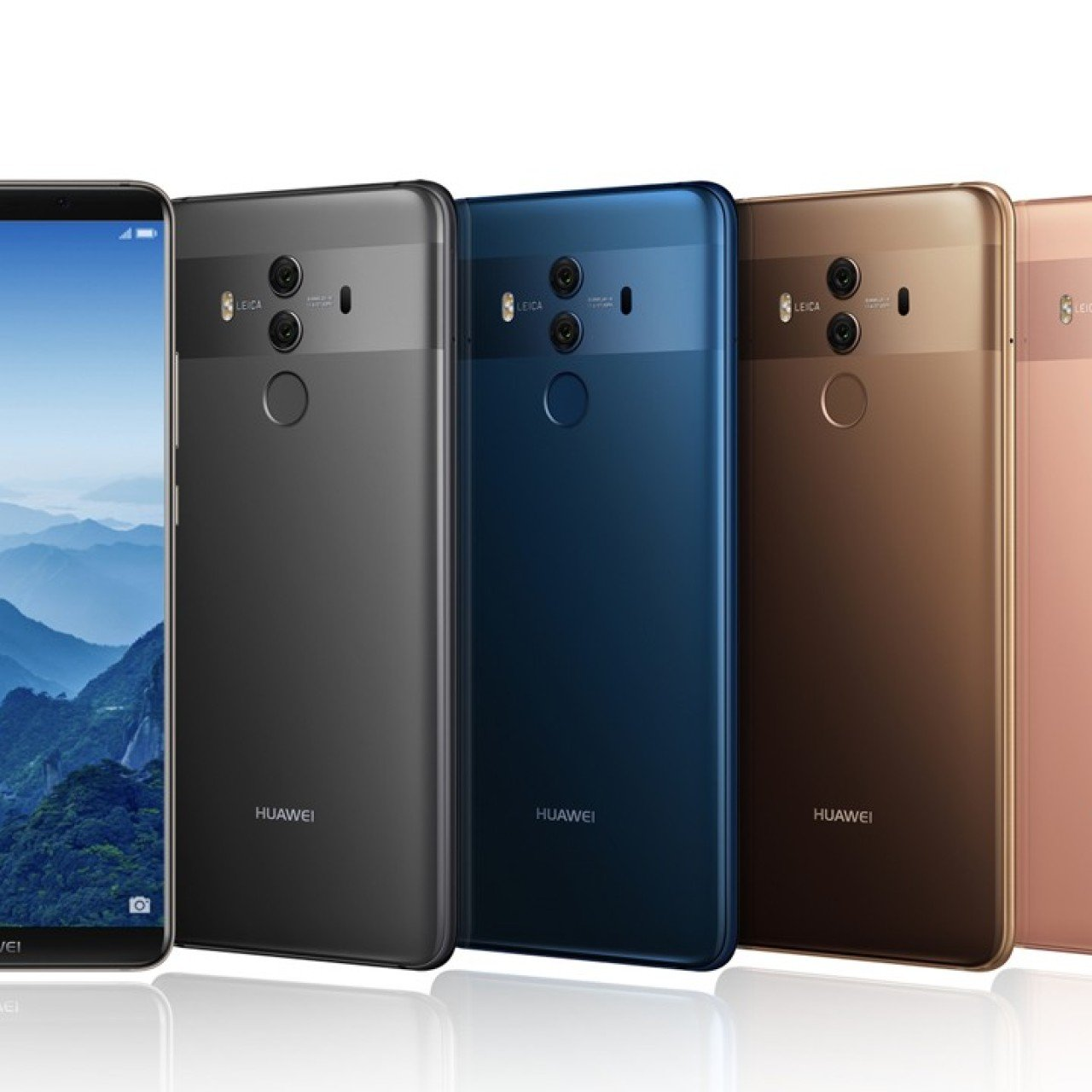 Huawei adds on-phone AI capability to high-end Mate smartphones