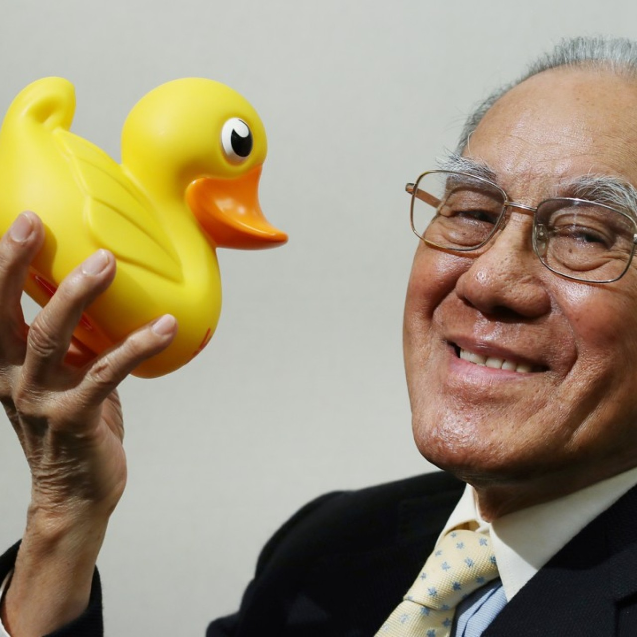 How the rubber duck is Hong Kong's business and spirit of 'can do