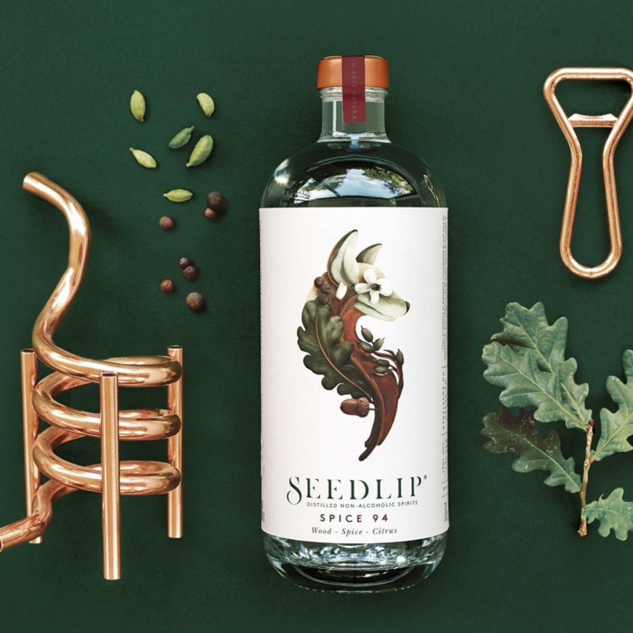 Would you pay $325 for a non-alcoholic spirit? Seedlip hopes you