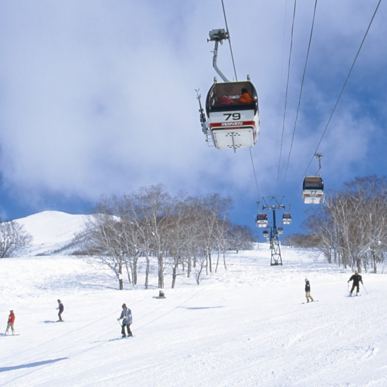 Why most of the 1 2 million skiers in China avoid local ski
