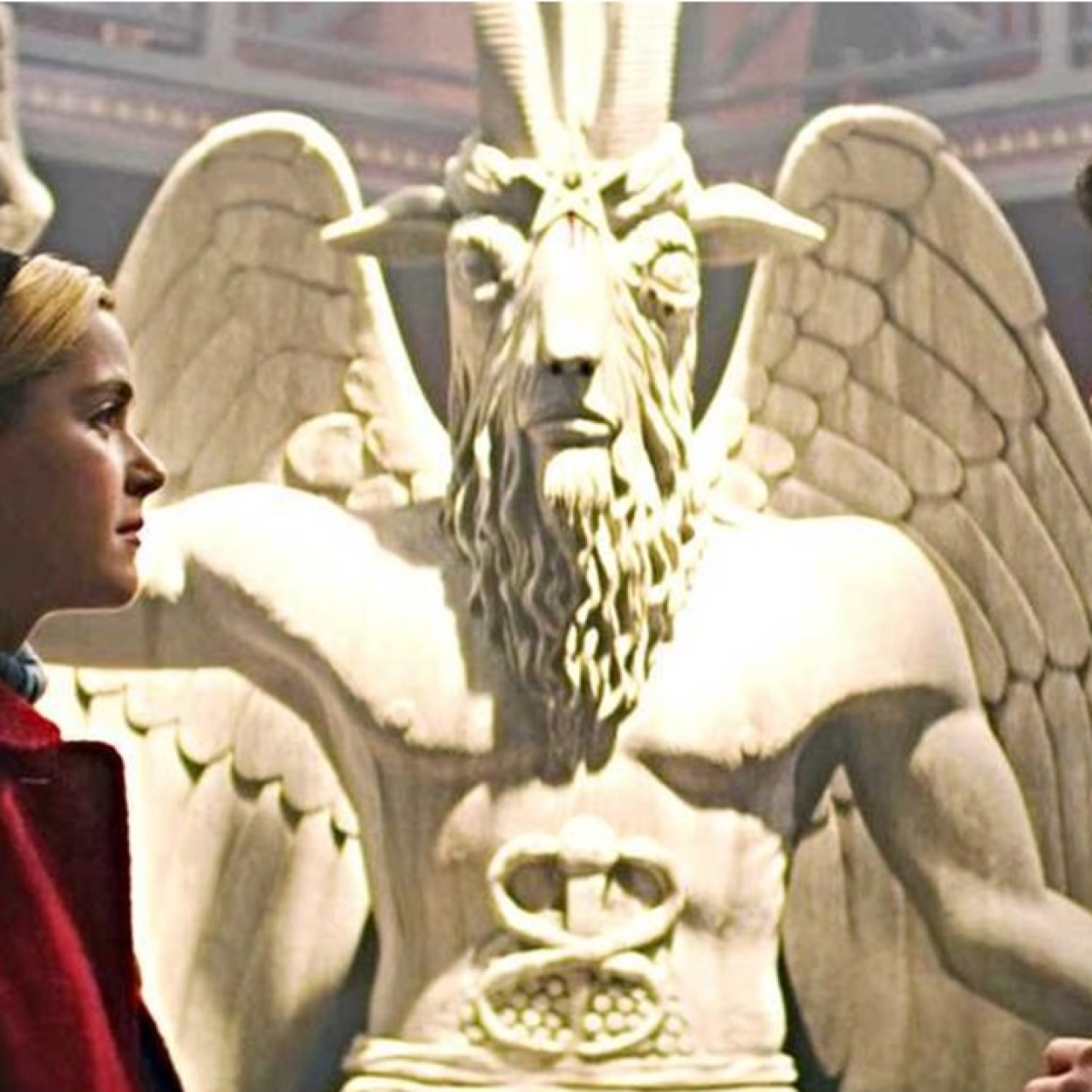 Satanists sue Netflix for US$50 million over use of goat