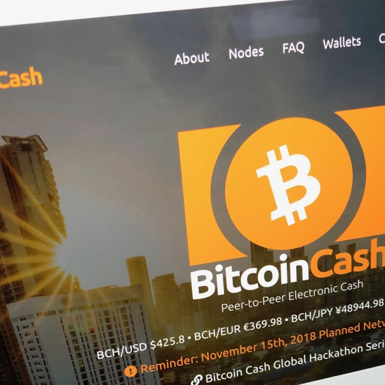 """Bitcoin cash """"hard fork"""": everything you need to know about the"""