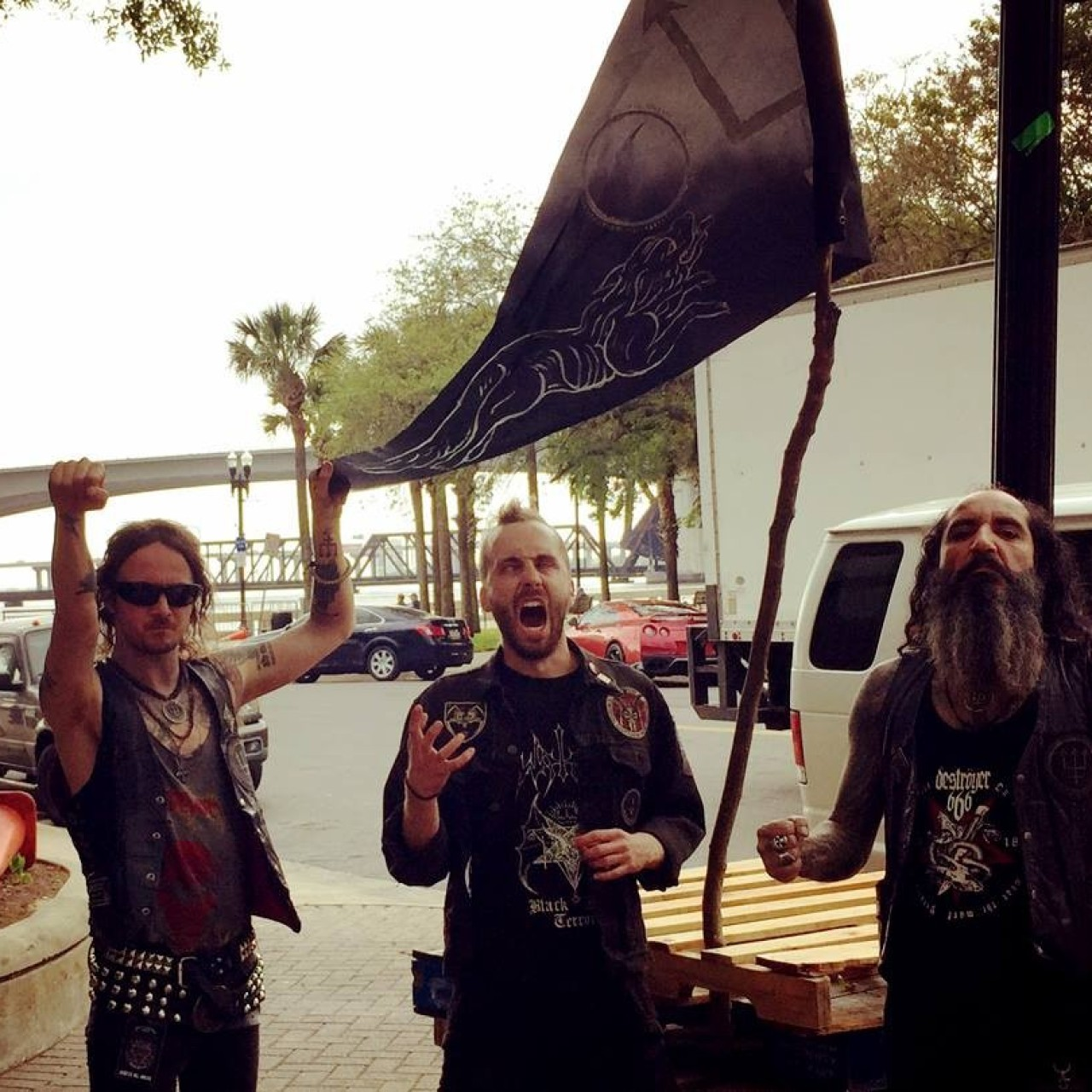 Metal band Watain hits back after Singapore bans its concert