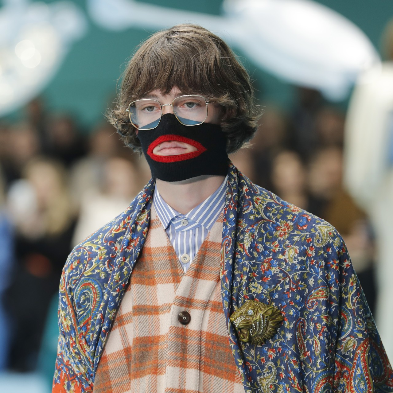 Fashion's difficult relationship with race: Gucci and