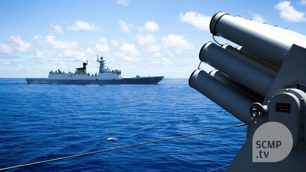 Hague rules against China in South China Sea case