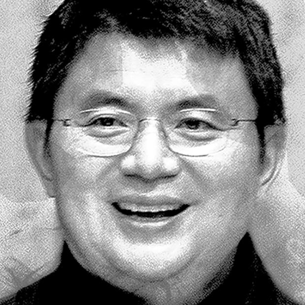 das chinesische model xiao jun