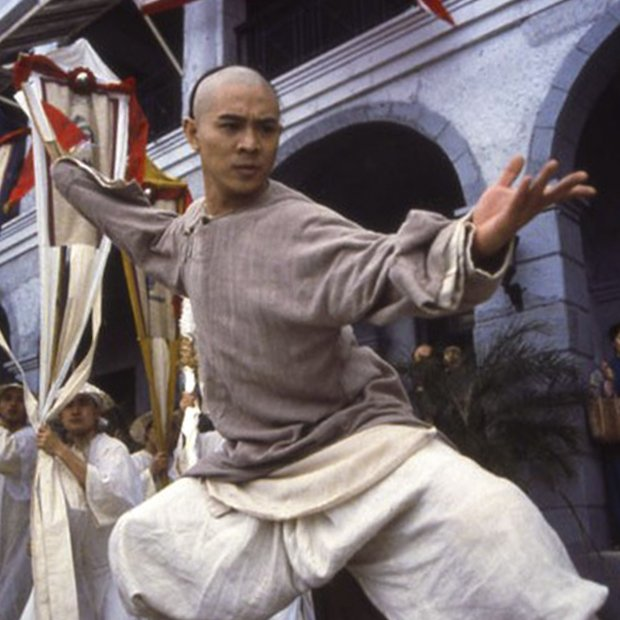 Is this the same Jet Li we all know? Martial arts legend battles