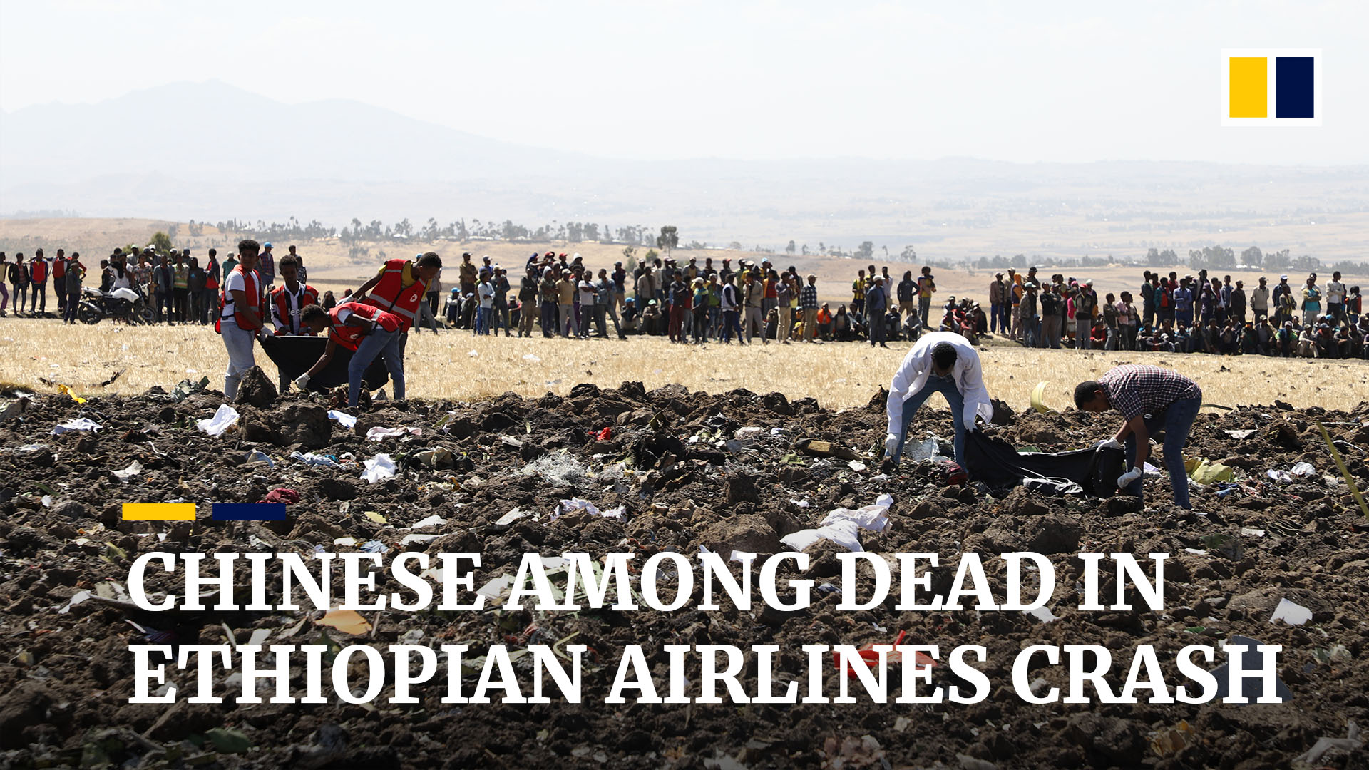 157 die in crash of Ethiopian Airlines flight to Nairobi